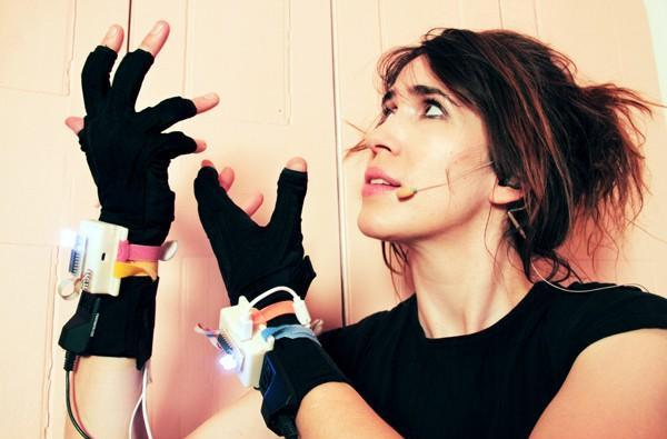 Caption Contest: A heaping helping of wearable music