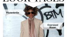 Look des Tages: Naomi Campbell raubt Paris den Atem
