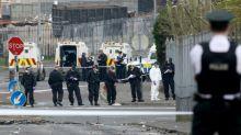 Two teens held after killing of N. Irish journalist