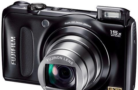Fujifilm shoots out five new cameras: F300EXR, Z800EXR, Z80, JX280 and S2800HD