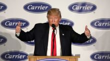 Trump returns to Indiana for victory lap on Carrier deal