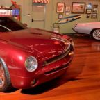 Retro Ford Forty Nine concept car heads to auction