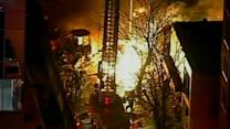 Kansas City Gas Explosion and Massive Fire Leaves Fourteen Injured