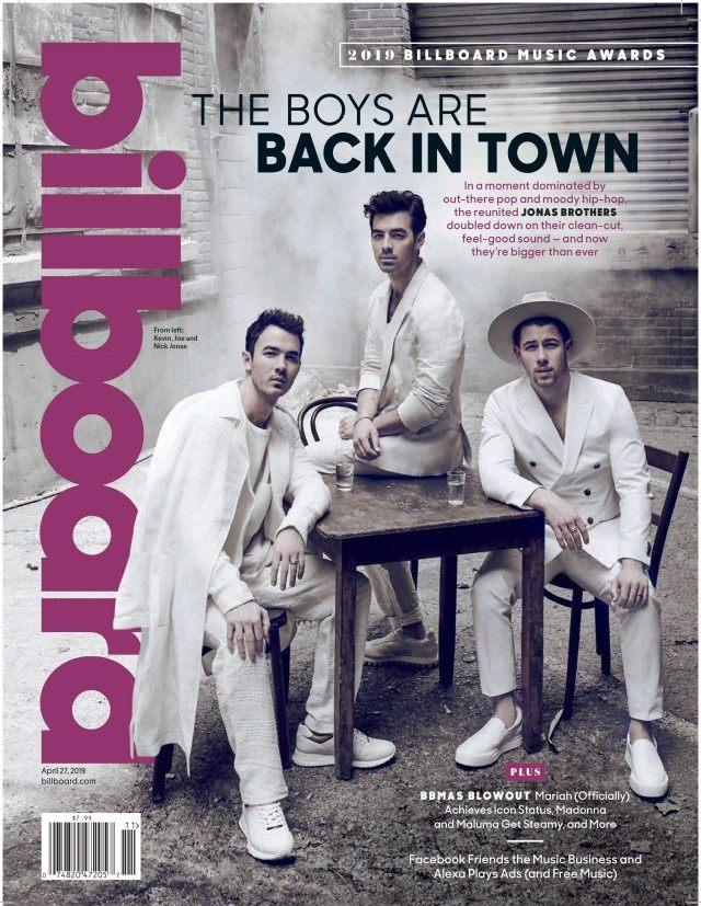 Jonas Brothers Talk Splitting Up, Reuniting and How Their Love Lives