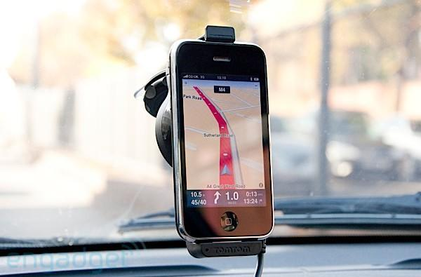 TomTom Car Kit for iPhone review