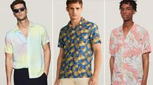 Best patterned and printed shirts for men
