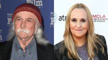 Melissa Etheridge's son Beckett dies: David Crosby says it's 'not true' that he was just a 'donor'