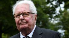 Influential German politician Hans-Jochen Vogel dies aged 94