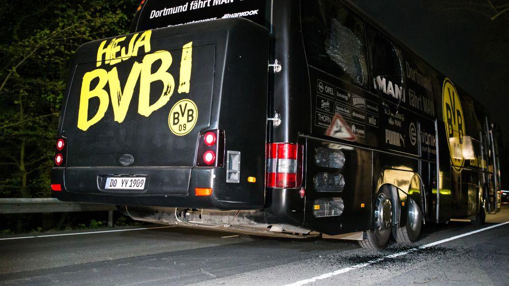 Anschlag auf Borussia Dortmunds Mannschaftsbus: Neue Beweise gefunden