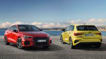 Audi S3 Sportback y S3 Sedan 2021: nuevo tope de gama