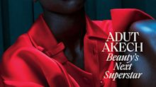 'I'm a really dark-skinned girl': The foundations supermodel Adut Akech swears by