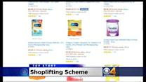 Police: They Schemed To Steal Baby Formula, Sell It Online