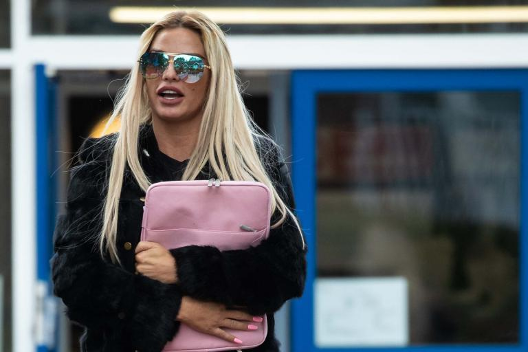 Katie Price fined for foul-mouthed rant in front of schoolchildren