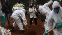 Brazil's coronavirus death toll surges past Italy's