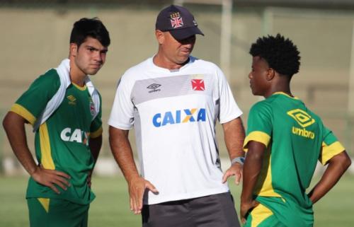 Sub-20: Vasco estreia na Copa do Brasil contra o América-MG nesta quarta