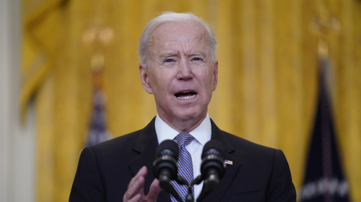 President Biden undoes a long-standing tradition