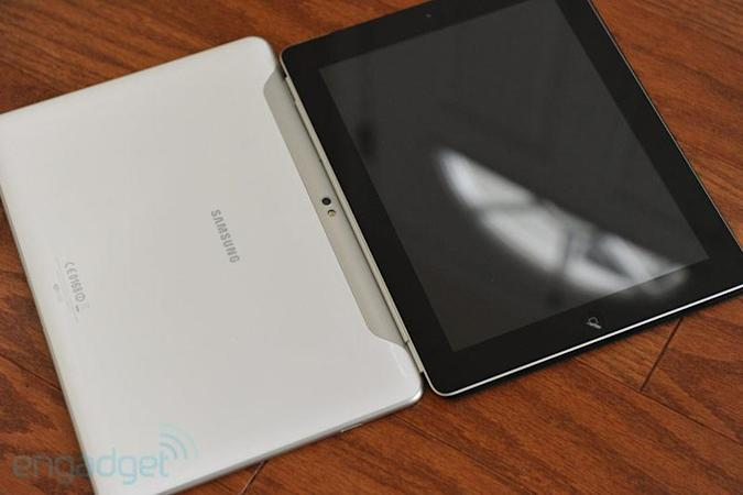 UK Judge says Galaxy Tab 'not as cool' as iPad, awards Samsung win in design suit