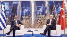 Mitsotakis y Erdogan acuerdan evitar las tensiones a pesar de sus diferencias