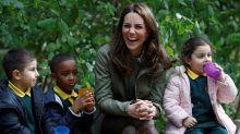 Nach Baby-Pause: So fantastisch sah Kate bei ihrem ersten Termin aus