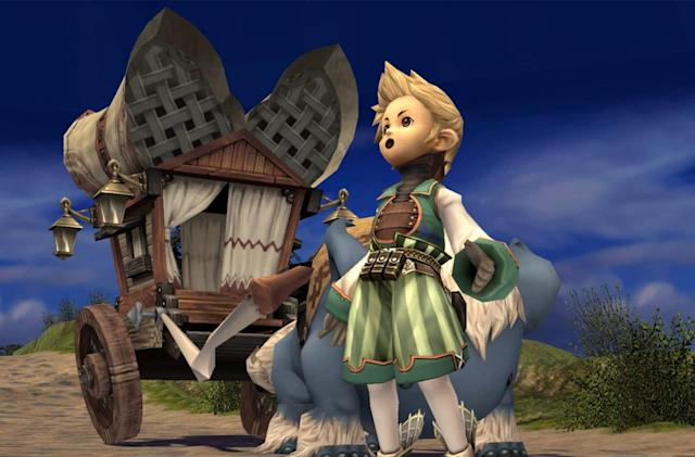 'Final Fantasy Crystal Chronicles' remaster arrives January 23rd, 2020