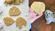 You Can Buy Custom Cookie Cutters That Look Like Your Dog