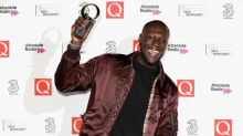 Q Awards: Stormzy jubilant after being crowned best solo artist as Liam Gallagher scoops two gongs