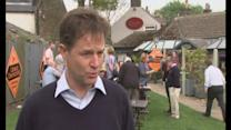 Nick Clegg: Miliband is 'distasteful'