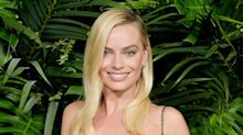 Margot Robbie Teases Her Upcoming Barbie Movie: 'Whatever You're Thinking, It's Not That'