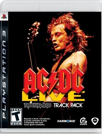 Rock Band AC/DC will have 'unique' Trophies