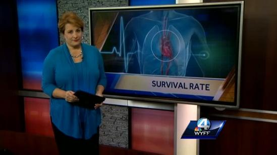 Breakthrough treatment in Upstate helps cardiac arrest survival rate