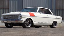 Supercharged Chevy Nova Pushes 750-HP