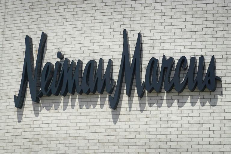 Neiman Marcus last week filed for bankruptcy protection, but analysts expect more companies to follow (AFP Photo/SCOTT OLSON)