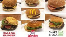 This is the Tastiest Fast-Food Cheeseburger