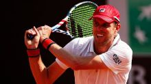 Sam Querrey left Russia after testing positive for coronavirus, officials say