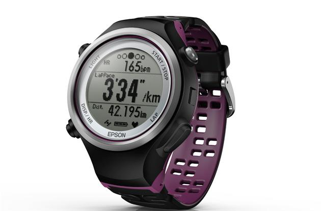 Epson's first fitness trackers reach the US