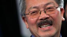 In memory of San Francisco Mayor Ed Lee