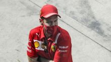 """Vettel: """"Piensas que la cosa no puede ir a peor, pero va a peor"""""""