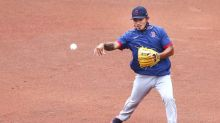 Red Sox assign Tzu-Wei Lin to Pawtucket; Zack Godley one of three pitchers released