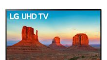 Weekend update: This 55-inch LG TV is down to $350: 'Delighted with the sound, the colors and the size'
