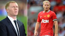Manchester United legend Paul Scholes picks his all-time Old Trafford XI