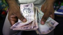 A collector of Indian rupee notes believes paper currency will soon be a thing of the past