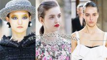 #PFW:最值得偷師的妝容重點!看時裝騷除了學穿搭,還不能錯過模特兒臉上的妝容!