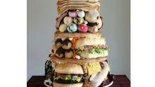 L'apparenza inganna: le straordinarie torte di Laura Loukaides