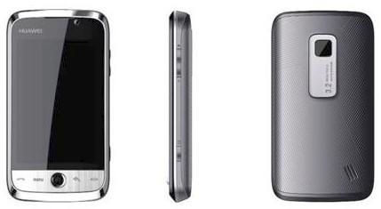 Huawei U8230 Android phone officially launched at CommunicAsia