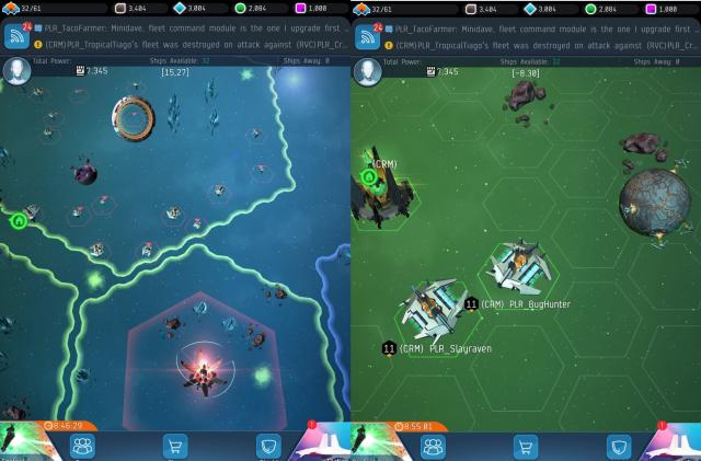 'Eve: War of Ascension' reimagines the venerable space MMO for mobile