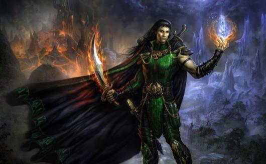 Meet Pantheon's god-killer, the WarWizard