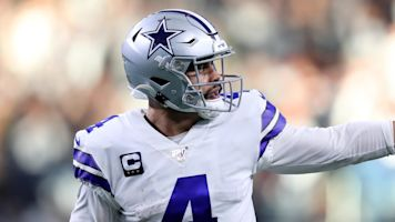 Deal deadline looming, Dak and Dallas 'not close'