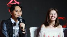 Julian Cheung cherishes real life after suicide scene