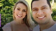 """Andressa Urach fala sobre primeira vez com o marido: """"Thiago é muito mais do que eu esperava"""""""