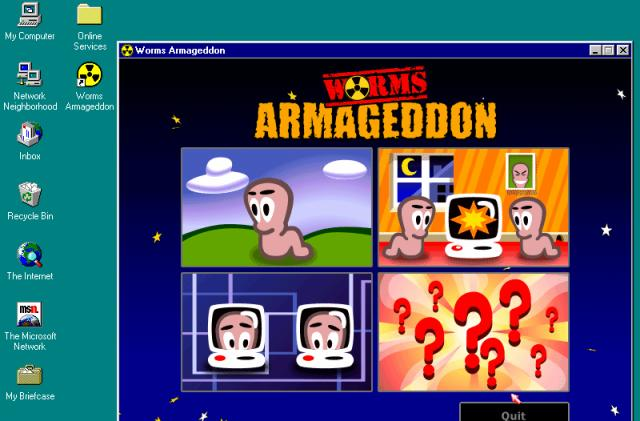 'Worms Armageddon' gets a big update 21 years after it was released